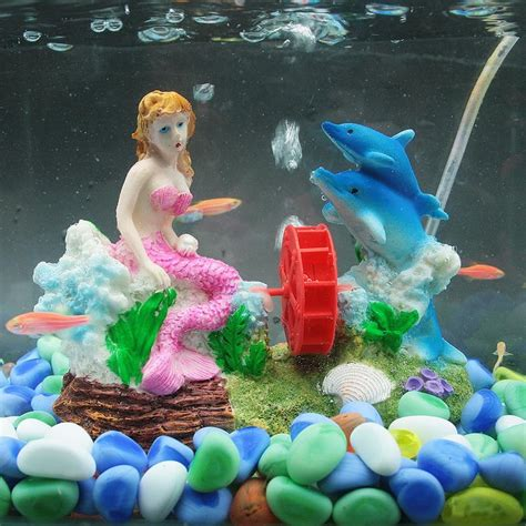 The Mermaid Fish Tank Decoration by Buy Wholesale Mermaid Ornament From China Mermaid