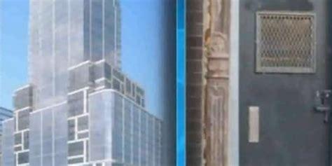 luxury new york condo will a poor door for lower