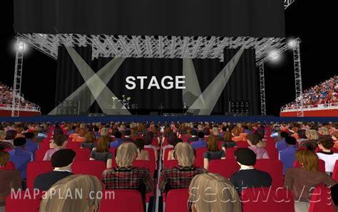 Nec Floor Plan by Birmingham Genting Arena Nec Lg Arena Block B Row L