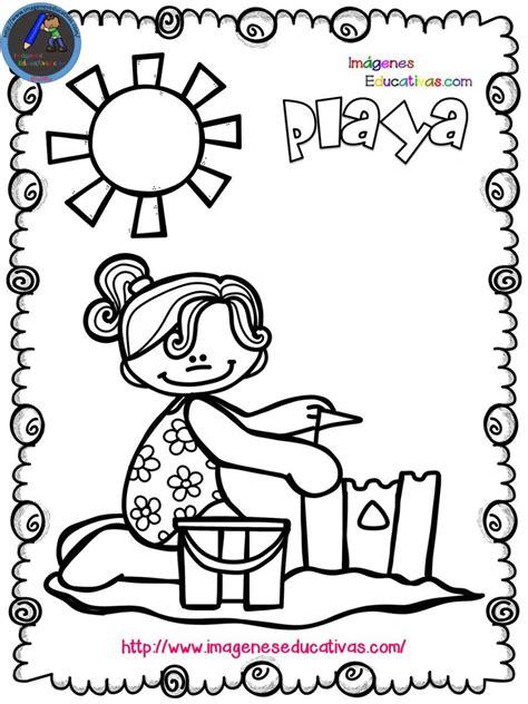 imagenes educativas ingles mi libro para colorear en verano libros para colorear