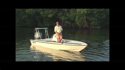 skiff versus boat flats skiff versus technical poling skiff youtube