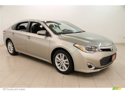 in color 2014 2014 creme brulee mica toyota avalon xle 101323130 photo