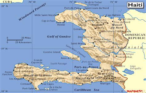 country of haiti map alternative 2013 haiti