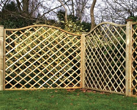 Cheap Fence Trellis Trellis Fencing Discount Fence Panels