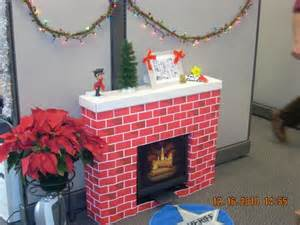 Christmas Themed Door Decorating Contest - decoration ideas delightful home interior decoration using various cubicle christmas decoration