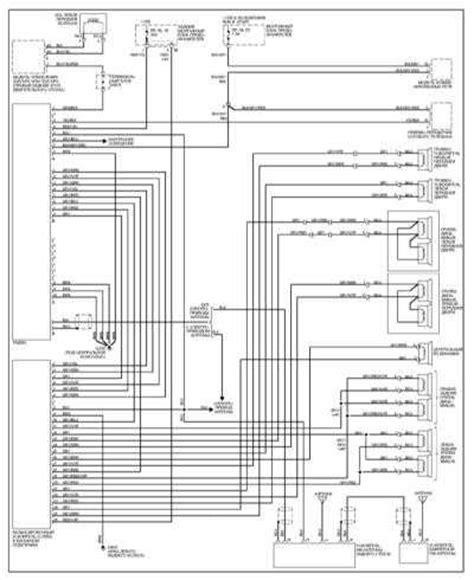 mercedes sprinter wiring diagram 28 images sprinter
