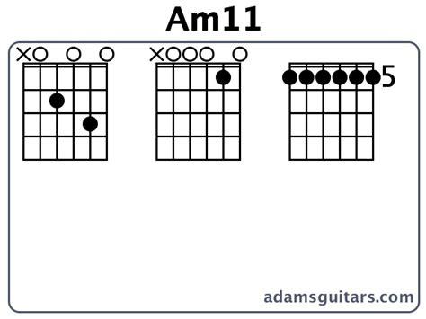 Am11 Guitar