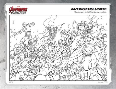 avengers age of ultron coloring pages hulkbuster free printable marvel s avengers age of ultron coloring