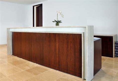 Custom Reception Desk by Arnold Reception Desks Inc Custom Prismo