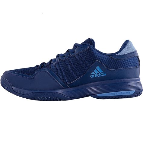 Adidas Tennis Barricade Court By1650 adidas barricade court s tennis shoe blue silver