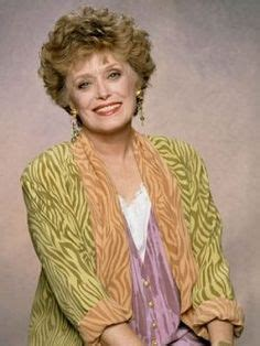 rue mcclanahan haircut good hairstyles on pinterest golden girls the golden