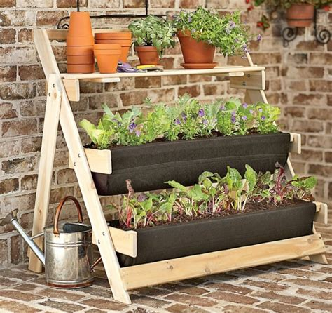 Grow Bag Gardening by Grow Bag Terrace Kit Fresh Garden Decor