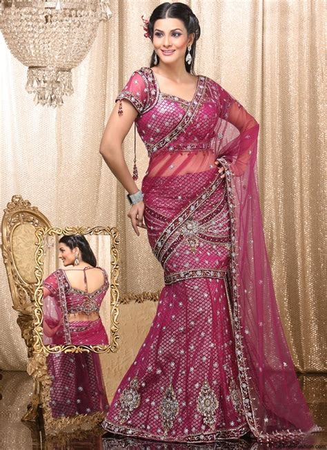 Bridal Wear by Frocks Dresses Mehndi Designs