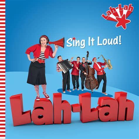 Sing It cd sing it loud lah lah