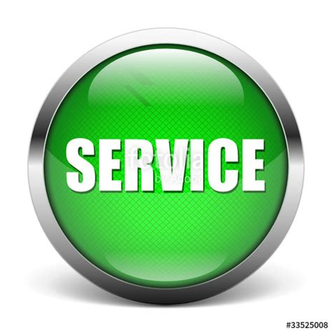 Lookup Service Quot Green Service Icon Quot Stock Image And Royalty Free Vector Files On Fotolia Pic