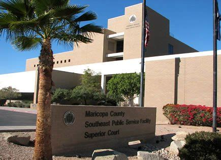 Mesa Municipal Court Records Maricopa County Superior Court In Mesa Arizona Tobin