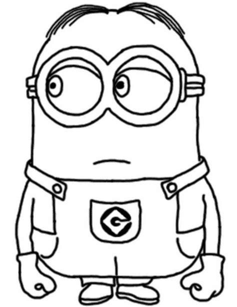 imagenes para dibujar de minions minions para dibujar facil clipart best