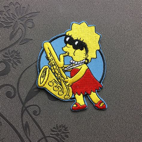 the simpsons patch individuality hat patches