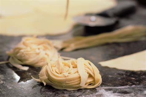 Handmade Noodles - simple handmade pasta mountain cravings