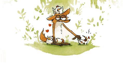 benjamin renner to direct the big bad fox animation