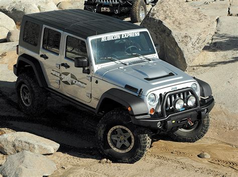 rubicon express  extreme duty long arm suspension