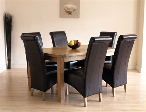 Dining Table Seattle Dining Table Seattle Dining Table And 6 Chairs Oak