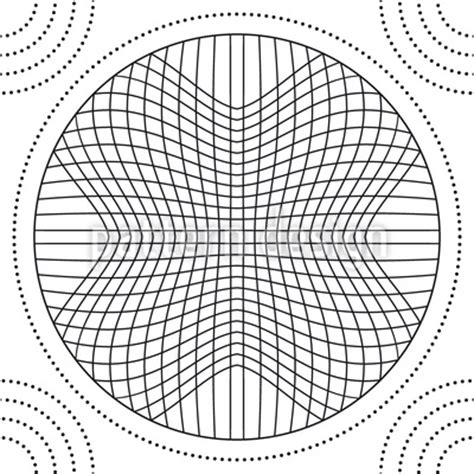 repeat pattern grid in the circle grid repeat pattern