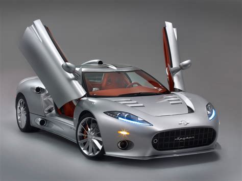cars wallpapers12 spyker c8 aileron wallpaper