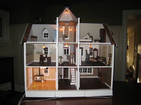 amazing doll house amazing doll house craftiness pinterest