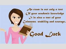inspirational good luck messages | good luck wishes for ... Final Exam Wishes
