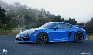 Gt4 Porsche Porsche Cayman Gt4 Speed
