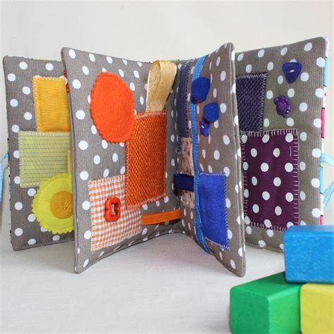 picture books with sensory details book colors sensory busy book fabric baby book