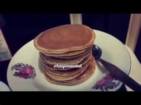 cara membuat pancake amerika cara membuat pancake dengan botol plastik youtube