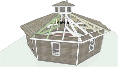 build a floor plan octagon house plans build yourself octagon building