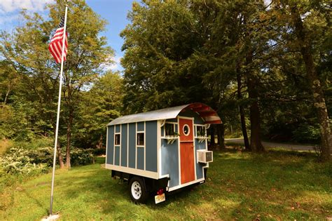 tiny cabin on wheels 10ft micro cabin on wheels by tiny industrial for sale