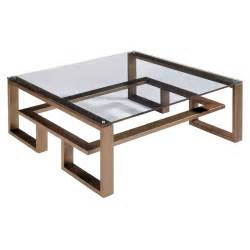 buy villiers coffee table bronze amara