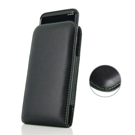 Slim Pouch samsung galaxy s8 plus in slim cover pouch green