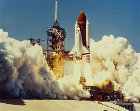 the challenger launch space shuttle challenger launch pics about space