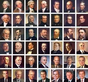 presidents day ethics the presidents of the united states