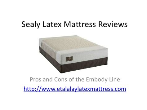 Mattresses Pros And Cons by Sealy Mattress Reviews The Pros And Cons Of The