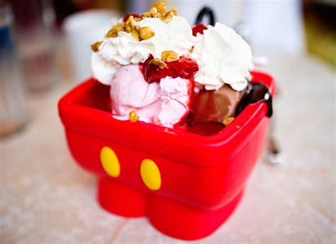 kitchen ice cream disney walt disney world memorial day trip report part 1