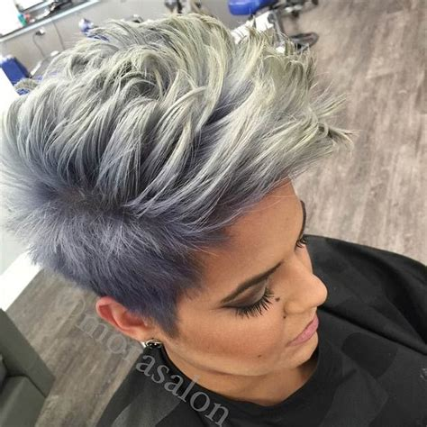 Faux Cut Hairstyle by 28 Trendy Faux Hawk Hairstyles For 2018 Pretty Designs