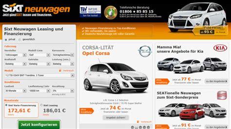 Sixt Gebrauchtwagen Finanzierung by Sixt Neuwagen Bar Kaufen Automobil Bau Auto Systeme