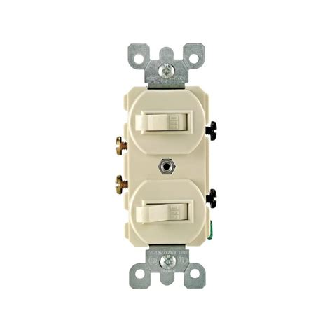 leviton light switch wiring wiring diagram combination two single pole switches