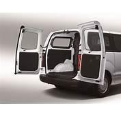 Hyundai H1 Panel Van Ticks All The Right Boxes