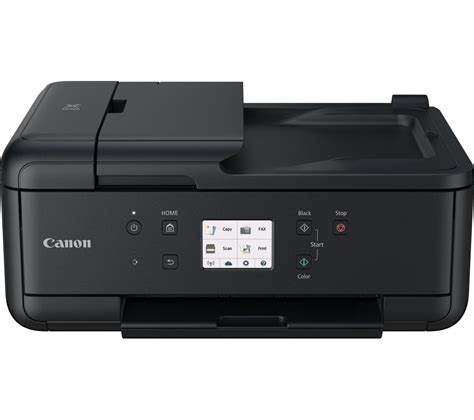 Printer Wifi buy canon pixma tr7550 all in one wireless inkjet printer with fax free delivery currys