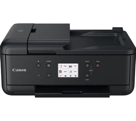 Printer Canon Wifi buy canon pixma tr7550 all in one wireless inkjet printer