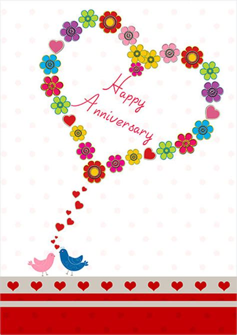 20 happy anniversary cards free free printable anniversary cards