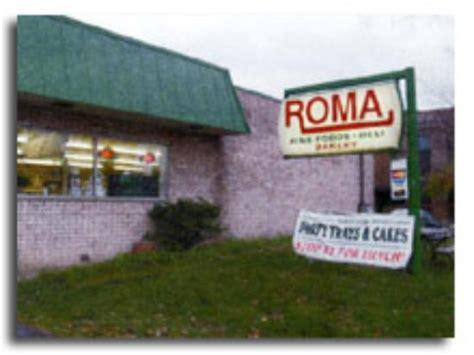 roma bakery deli foods lansing restaurant