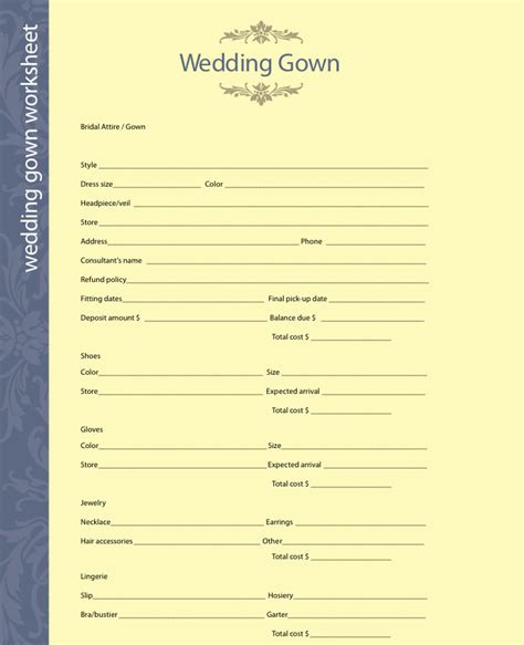 printable planner worksheet worksheet free printable wedding planning worksheets